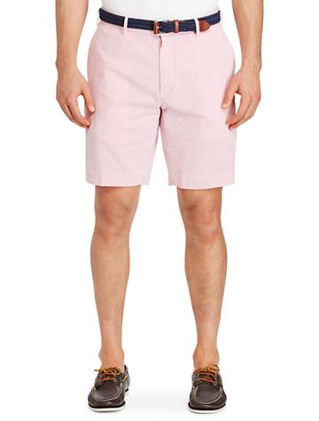 Polo Ralph Lauren® Stretch Seersucker Stripe Shorts