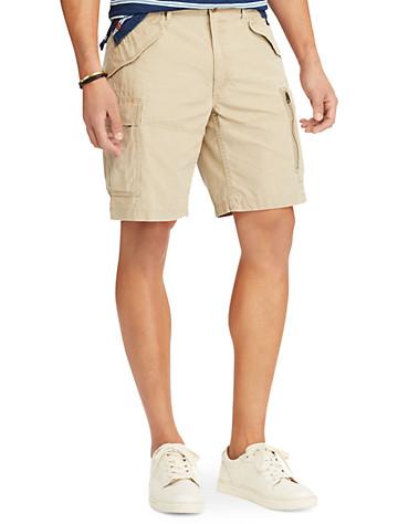 Polo Ralph Lauren® Cotton Ripstop Cargo Shorts