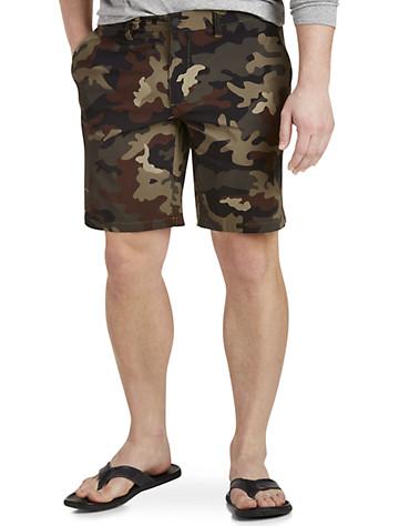 Polo Ralph Lauren® Camo All-Day Beach Swim Shorts