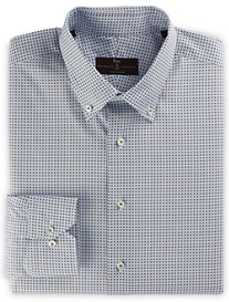 Robert Talbott Estate Geometric Dress Shirt