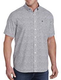 Original Penguin® Floral-Print Sport Shirt
