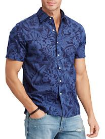 Polo Ralph Lauren® Tropical Poplin Sport Shirt
