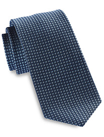 Jack Victor® Small Diamond Geo Tie