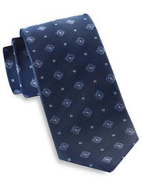 Jack Victor® Medium Medallion Silk Tie