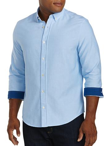 Original Penguin® Solid Oxford Sport Shirt -  On Sale!
