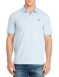 Polo Ralph Lauren® Stripe Stretch Mesh Polo