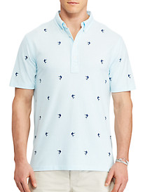 Polo Ralph Lauren® Hampton Embroidered Cotton Shirt
