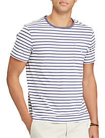 Polo Ralph Lauren Stripe Pocket T-Shirt