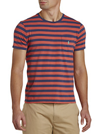 Polo Ralph Lauren® Stripe Pocket T-Shirt