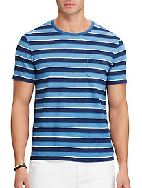 Polo Ralph Lauren® Yarn-Dyed Cotton Slub T-Shirt