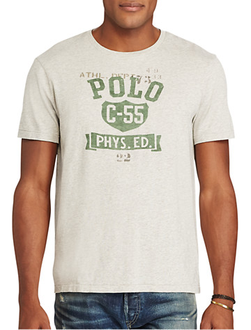 Polo Ralph Lauren® Polo Phys Ed Graphic Tee | Graphic Tees