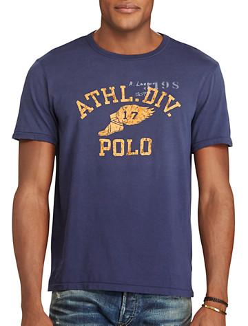 Polo Ralph Lauren® Polo Athl Div Graphic Tee