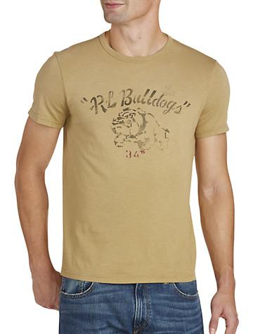Polo Ralph Lauren® Polo Bulldogs Graphic Tee | Graphic Tees