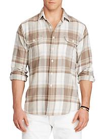 Polo Ralph Lauren® Plaid Twill Shirt