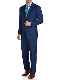 Robert Graham® Helsby Plaid Wool Suit – Executive Cut