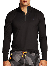 Polo Sport Stretch-Jersey Half-Zip Pullover