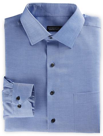 Rochester Non-Iron Circle Texture Dobby Dress Shirt - $89.5