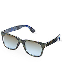 True Nation® Camo Retro Sunglasses
