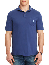 Polo Ralph Lauren® Solid Cotton Jersey Polo