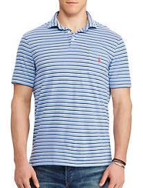 Polo Ralph Lauren® Multi-Stripe Cotton Jersey Polo