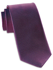 Eton® Textured Solid Silk Tie