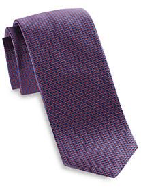 Eton Pattern Silk Tie