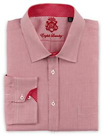 English Laundry™ Micro Check Dress Shirt
