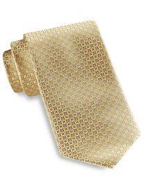 Rochester Small Diamond Neat Silk Tie