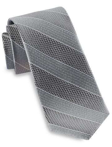 Michael Kors® Garza Stripe Silk Tie