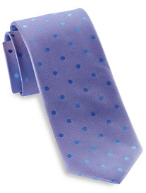 Michael Kors® Oxford Dot Silk Tie