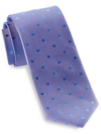 Michael Kors® Oxford Dot Silk Tie