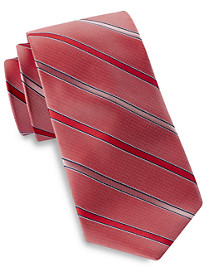 Michael Kors® Lina Stripe Silk Tie