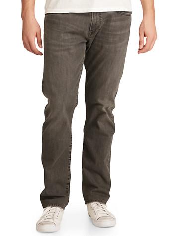 Polo Ralph Lauren® Hampton Straight-Fit Stretch Jeans (essex grey)
