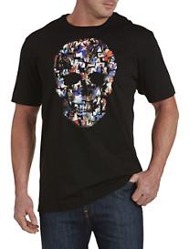 Robert Graham® Bell Skull Tee