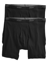 Jockey® 2-pk StayCool+™ Midway Briefs