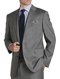 Tallia Orange Glen Plaid Suit Jacket