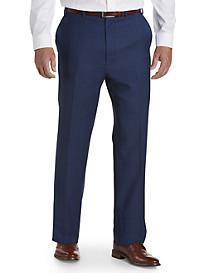 Ralph by Ralph Lauren Comfort Flex Plaid Flat-Front Suit Pants