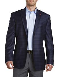 TailoRED Plaid Deco Sport Coat
