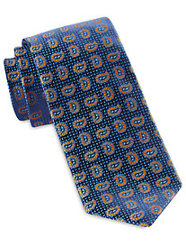 Robert Talbott Best of Class Repeating Paisley Silk Tie