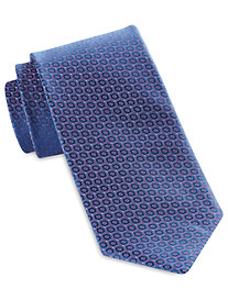 Robert Talbott Best of Class Small Geo Neat Silk Tie