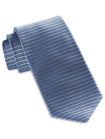 Robert Talbott Best of Class Horizontal Oxford Stripe Silk Tie