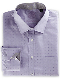 English Laundry™ Dobby Dot Dress Shirt