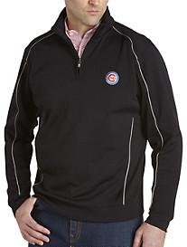 Cutter & Buck® Chicago Cubs Performance Quarter-Zip Pullover