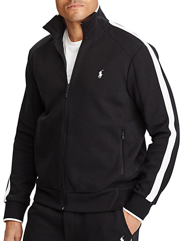 Polo Ralph Lauren® Double-Knit Track Jacket - ( Long Sleeve Knits )
