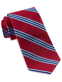 Brooks Brothers® Repeating Double Stripe Tie