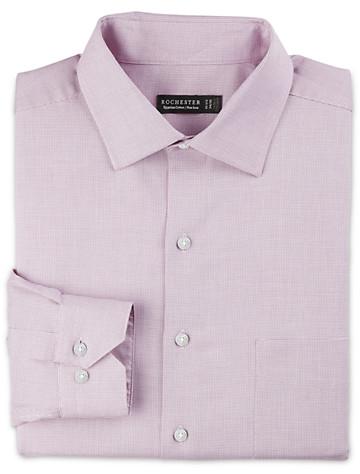 Rochester Non-Iron Mini Geo Texture Dress Shirt - $89.5