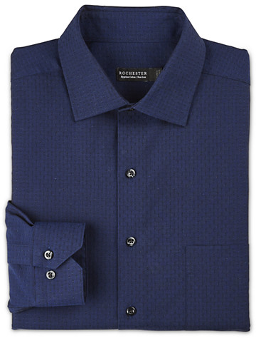 Rochester Non-Iron Dobby Dress Shirt - $89.50