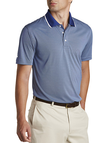 Brooks Brothers® Performance Series Knit Golf Polo - $85.00
