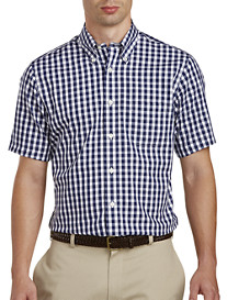 Brooks Brothers® Non-Iron Gingham Broadcloth Sport Shirt