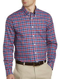 Brooks Brothers® Non-Iron Multi Gingham Oxford Sport Shirt